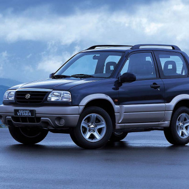 Galleri Suzuki Grand Vitara 1998