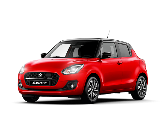 suzuki modelkort swift